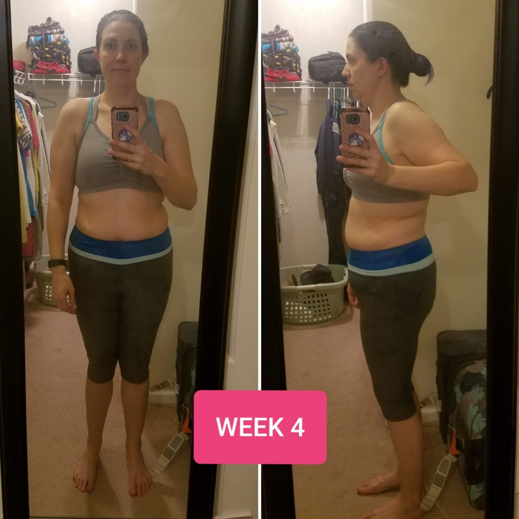 Week 4 Progress